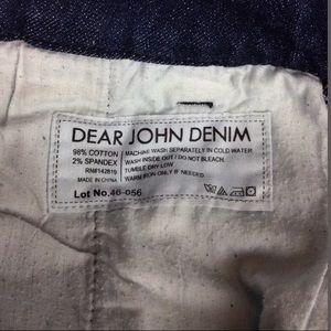 Dear John Jeans - American Standard modern Dear John jeans 26 flare